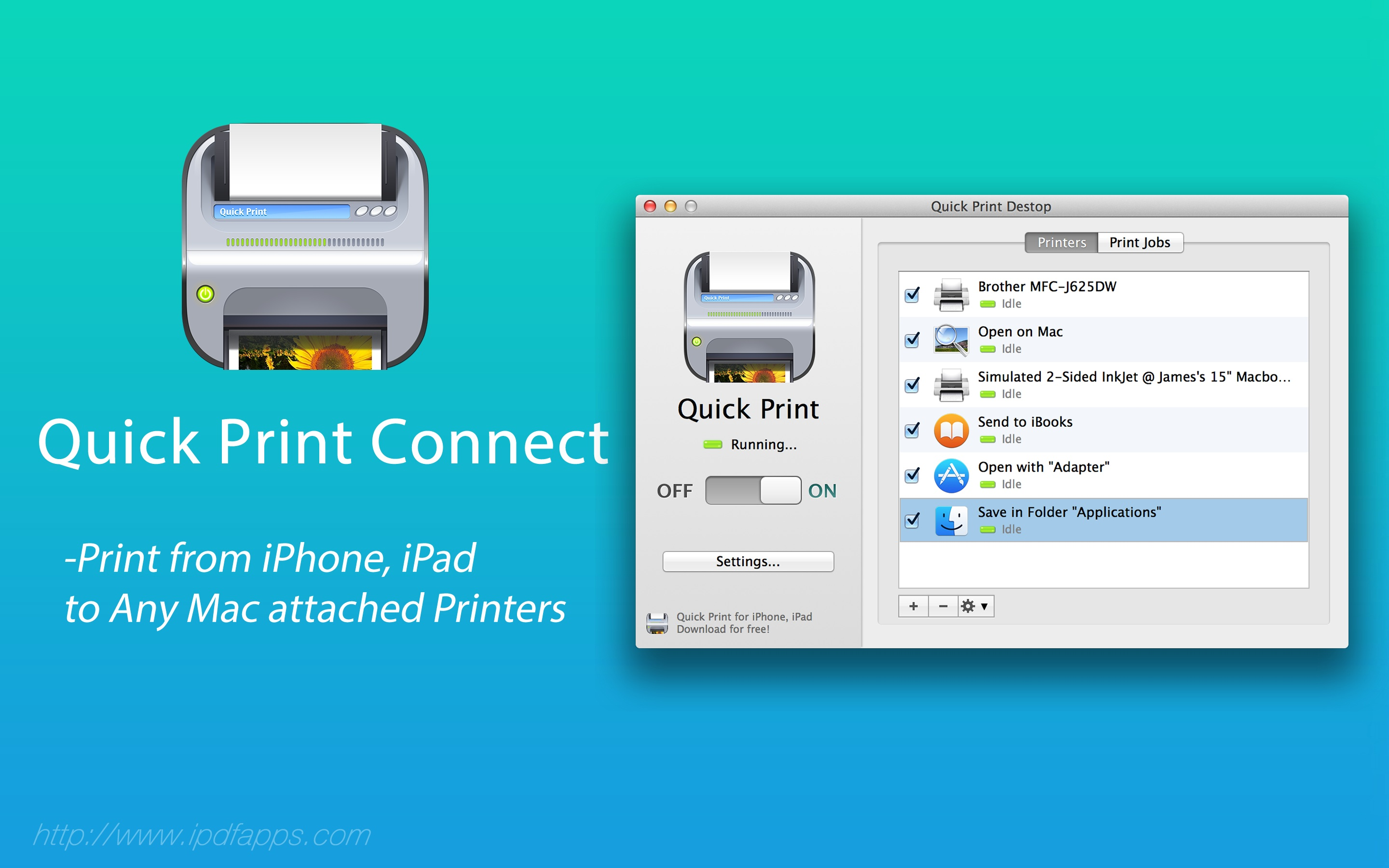 iPDFApps Software | Essential and Useable PDF Printing tools