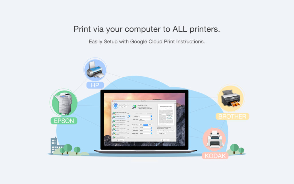 Quick Print Cloud | iPDFApps Software
